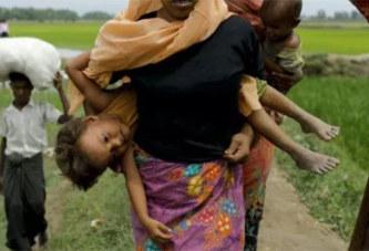 Solidarités africaines avec les Rohingyas en pleine tourmente en Birmanie