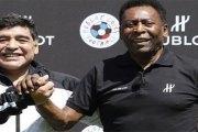 « Vous ne pouvez pas me comparer à Maradona « , dixit Pélé