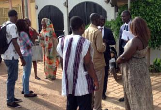 ROJALNU-ODD/Burkina : Alioune GUEYE, Secrétaire Général Afrique empêché d'accès au Siège Panafricain