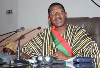 Assemblée nationale: Alassane Sakandé appelle à l'esprit de dialogue et de solidarité pour un Burkina de paix