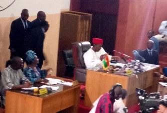 Burkina Faso – Alassane Sakandé remplace Salif Diallo à la tête de l'Assemblée nationale