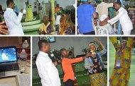 Démonstration de Puissance/Abidjan: Cet Homme de Dieu ''opère'' des guérisons via internet