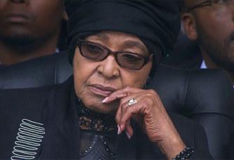 Winnie Mandela : « La nation Arc-en-Ciel est un mythe total »