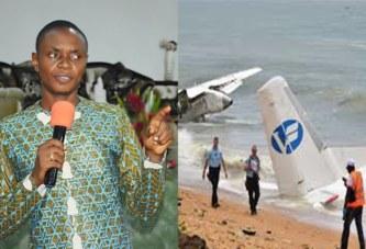 *Crash d'avion à Abidjan : Quand tout le monde a négligé l'avertissement de cet Homme de Dieu !