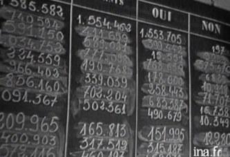 Les résultats du référendum du 28 septembre 1958 dans les colonies africaines ou le pari perdu de la France en Guinée