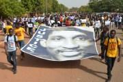 Thomas Sankara: une marche pour encourager la justice militaire