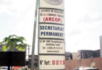 Burkina Faso Voici la liste des 23 bannies par l'ARCOP