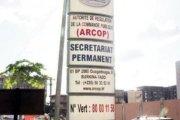 Burkina: 23 entreprises exclues temporairement des marchéspublics (rapport)