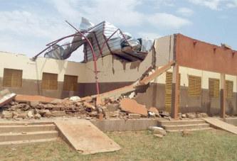 Burkina Faso: Le CEG de Bouna dans la province du Loroum en ruine, les parents d'élèves dans le désarroi