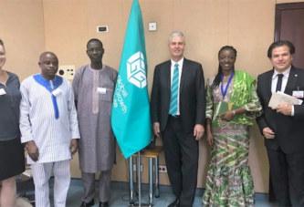 Promotion de la croissance verte en Afrique:  Le Burkina Faso bientôt membre du GGI