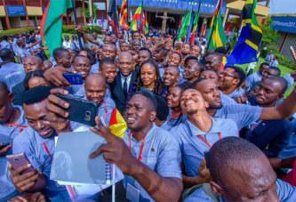 Forum de l'entrepreneuriat de la fondation Tony Elumelu ensemble 2017: 1300 jeunes entrepreneurs pour booster l'économie africaine