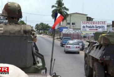 Gabon : Des parachutistes belges et français se battent dans un bar