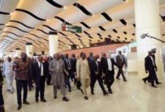 Le président du Faso impressionné par le » Sénégal émergent»