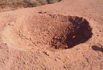 Campement de chasse Singou(Est) : un véhicule de concessionnaire saute sur une mine sans faire de victimes