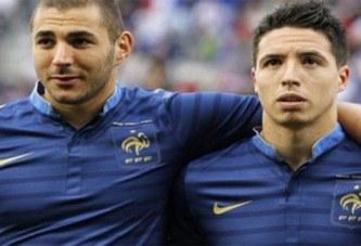 Samir Nasri, explique pourquoi Benzema est écarté de l'équipe de France
