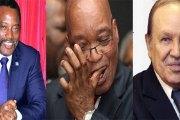 Voici les 7 présidents Africains les mieux payés: PHOTOS
