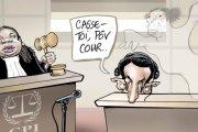 Plainte contre Nicolas Sarkozy : la CPI prise au piège ?