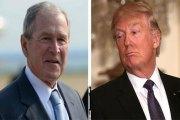 George Bush : « Trump ne sait pas ce que signifie être Président »