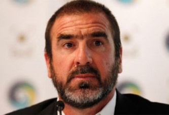 Eric Cantona s'exprime sur les cas Neymar, Evra, Benzema.
