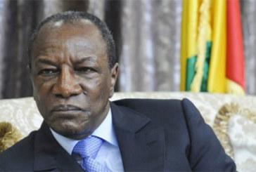 Alpha Condé annonce la construction d'un chemin de fer Conakry-Bamako-Bobo Dioulasso