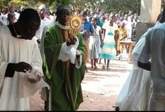 Côte d'Ivoire: Transes des filles au collège de Nassian, un curé appelé au secours