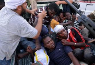 Cas d'esclavages: Voici la réaction des autorités lybiennes. Ce qui est prévu !