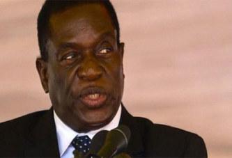Emmerson Mnangagwa : « Mugabe quittera le pouvoir dans les prochaines semaines »