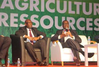 Salon de l'agriculture et des ressources animales d'Abidjan:  Jacob OUEDRAOGO propose des techniques de résilience
