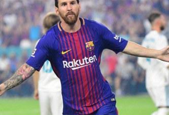 FC Barcelone: Lionel Messi s'exprime sur sa relation avec Cristiano Ronaldo