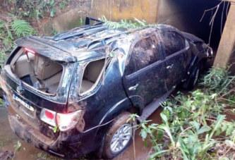 Côte d'Ivoire: Le sous-préfet de Touba, Savadogo Adama sort indemne d'un accident de la circulation