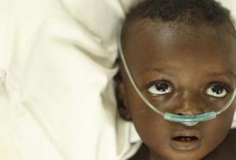 Santé/Monde : la pneumonie tue plus d'enfants que le paludisme, le VIH / sida et la rougeole combinés