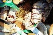 Police: des carcasses de poulets de chair impropres saisis à Saaba