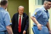 Ratko Mladic, condamné à perpétuité pour crimes contre l'humanité, va faire appel