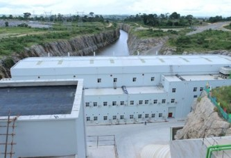 La Côte d'Ivoire augmente sa puissance énergétique avec la mise en service du barrage de Soubré