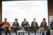 UBA prend part aux commémorations des 60 ans d'Indépendance duGhana