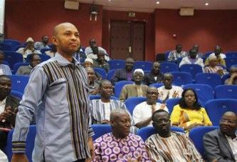 Assemblée nationale: Tahirou Barry reprend son siège de député