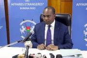 Opinion: Un étudiant met en doute la compétence du ministre Barry et l'efficacité de la diplomatie burkinabè