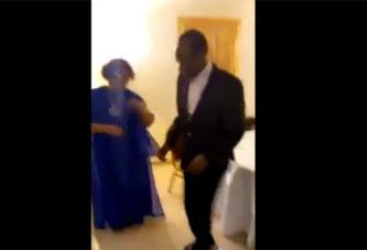 Blaise Compaoré et son épouse surpris en train de danser du Fally Ipupa (vidéo)