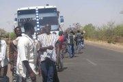 Kaya: Un passager meurt dans un car de transport