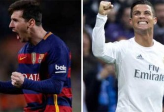 Clasico Real Madrid-FC Barcelone de ce samedi: 650 millions de téléspectateurs attendus, soit un dixième de l'humanité