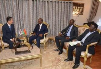 Diplomatie: la Corée du Sud satisfaite de la décision du Burkina Faso de suspendre ses relations commerciales avec la Corée du Nord