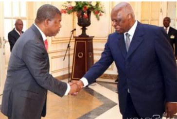 Angola: «Nettoyage politique», Dos Santos appelle son successeur Lourenço à faire preuve de modération
