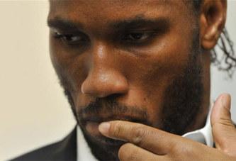 Didier Drogba : « Tu vas beau aider l'Homme noir, il ne sera jamais satisfait »