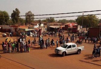 Kaya : La mairie et le marché fermés, les forces de sécurité interviennent