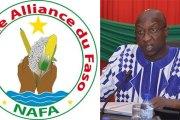 La NAFA au PMPaul Kaba THIEBA: