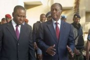 Côte d'Ivoire : le tête-à-tête secret d'Alassane Ouattara et Guillaume Soro