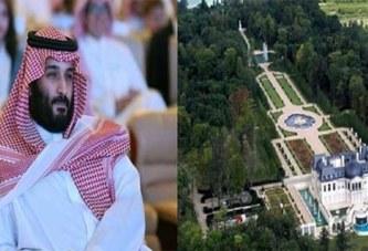 Le prince héritier saoudien a acheté la maison la plus chère du monde (Photos)