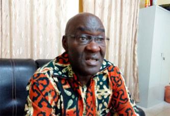 Affrontements entre étudiants: le vice-président de l'université de Ouaga réagit