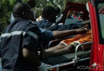Côte d'Ivoire: Bouaké, un malade mental se jette sous un camion-citerne