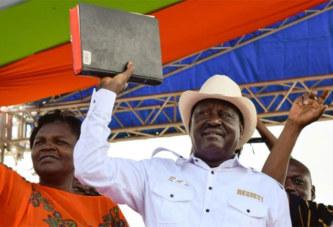 Kenya: l'opposant Raila Odinga investi «président du peuple» malgré sa défaite